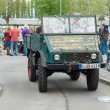 "Small special truck Unimog 401 ""Cabrio"" — Stock Photo"