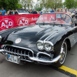 Sport car Chevrolet Corvette (C1) — Stockfoto