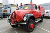 Fire Engine Magirus-Deutz Rundhauber LF 16-TS — Stock Photo