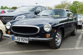 Sports car, Volvo P1800ES — Stock Photo