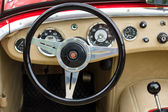 Cab small open sports car Austin-Healey Sprite — Stock Photo