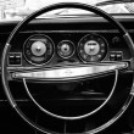 ������, ������: German cab large family car Opel Rekord C convertible