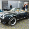 Stock Photo: The Italian sports car Fiat 124 Sport Spider