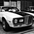 Постер, плакат: Swiss sports car Felber Excellence based at the Pontiac Firebird