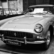 Stock Photo: The Italian sports car Ferrari 250GT Coupe Pininfarina