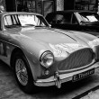 Постер, плакат: A sports car Aston Martin DB Mark III