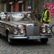 Car Mercedes-Benz 280 SE Cabriolet (W111) — 图库照片