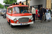 Fire Engine Barkas B1000 — Stock Photo