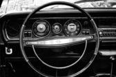 Opel rekord c cabriolet de cab allemand grande voiture familiale — Photo