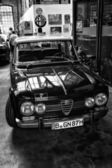 Italian four-door sedan Alfa Romeo Giulia Nuova Super — Stock Photo