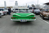 Car Chevrolet El Camino (Coupe utility), rear view — Foto Stock