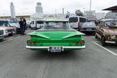 Car Chevrolet El Camino (Coupe utility), rear view — Stock Photo