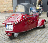 Cabin Scooter Messerschmitt KR200 — Stock Photo