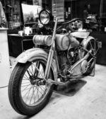 Motorcycle Harley-Davidson JDL-Racer, circa 1930 — Stock Photo
