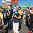 "Stock Photo: Under motto ""Freedom not Fear"" held demonstration in Berlin."