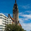 Charlottenburg Town Hall (Rathaus Charlottenburg) — Stock Photo