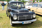 Carro volvo pv444 — Foto Stock