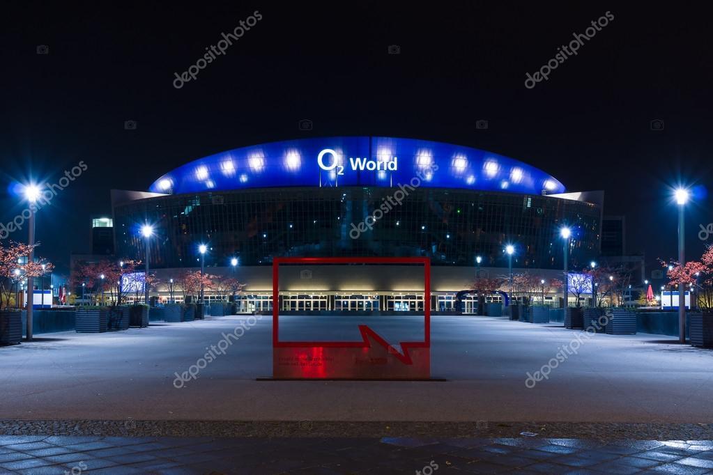 Indoor Arena in Berlin