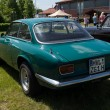 Italian car Alfa Romeo GT 1300 Junior, rear view — Stock Photo