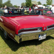 Постер, плакат: Full size car Buick Le Sabre Custom 1967 Cabrio back view