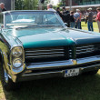 Постер, плакат: Full size car Pontiac Catalina 1963