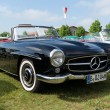 Car Mercedes-Benz 190SL — Stock Photo