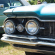 Stock Photo: Headlamp full-size car Oldsmobile 98 (Fifth generation)
