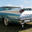 Stock Photo: Full-size car Oldsmobile 98 (Fifth generation), rear view