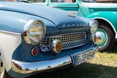 De oost-duitse auto wartburg 311-2 cabriolet, — Stockfoto