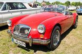 英国のスポーツカー mg 1600 マーク ii — ストック写真