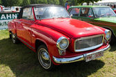Car Wartburg 312-300HT Convertible (1965) — Stock Photo