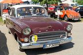 Luxury car Opel Kapitan, 1958, (series P1) — Stock Photo