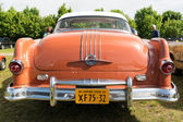 Car Pontiac Star Chief, 2-door coupe, First generation (1954), rear view — Stock Photo
