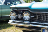 Headlamp full-size car Oldsmobile 98 (Fifth generation) — Stock Photo