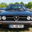 Stock Photo: Car AlfRomeo Alfasud Sprint