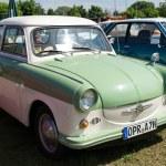 The East German car Trabant P50 (1959) — Stock Photo