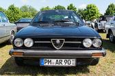 Sprint di auto alfa romeo alfasud — Foto Stock
