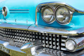 Headlamp full-size car Buick Special (1958) — Stock Photo