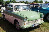 The East German car Trabant P50 (1959) — Stock Photo