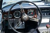 Táxi carro esporte austin-healey 3000 mark iii — Fotografia Stock