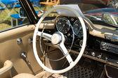 Interior da cabine mercedes benz 190sl — Foto Stock