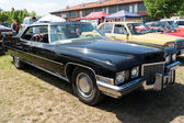 Full-size luxury car Cadillac DeVille Sedan Hardtop — Stock Photo