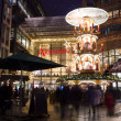 Stock Photo: Christmas Market at Potsdamer Platz