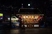 Christmas Market at Potsdamer Platz — Stock Photo