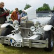 Stock Photo: Roadster Excalibur Series II Phaeton
