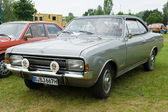 Executive car Opel Commodore — Stockfoto