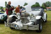 Roadster excalibur serisi ii phaeton — Stok fotoğraf