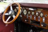 Cab roadster Excalibur Series II Phaeton — Stok fotoğraf