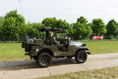 Willys Military Jeep — Stock Photo