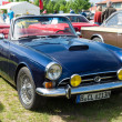 Stock Photo: Two-door roadster Sunbeam Tiger